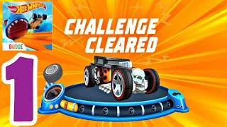 Hot Wheels Unlimited - Walkthrough Part 1 Gameplay ( ios, android )