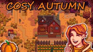 Stardew Valley | How to Build a Cosy Autumn Home with Mods