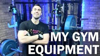 Ultimate Garage Gym Build - My Gym Equipment