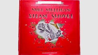 Story Time - Mike Mulligan and His Steam Shovel