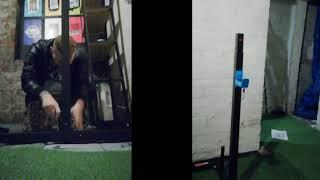 Gym in the Cellar Part 2_Free Weights