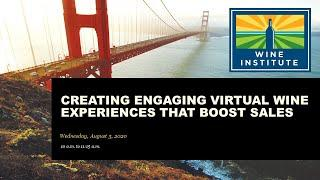 How to Create Engaging Virtual Wine Experiences