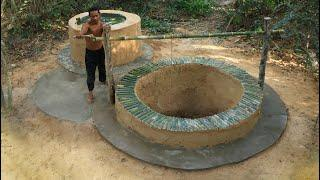 Build Tool To Take Groundwater & Build Water Tank