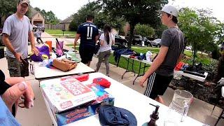 GARAGE SALE - KEEP HER IN THE TRUNK!
