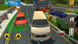 Multi Floor Car Garage Driver - Car Driving Simulator 3D - Android Gameplay #1