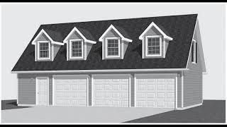 How to Build a Garage from Scratch Part 1   Planning and Site Work