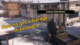 SnowRunner - How to get a Garage in Imandra!