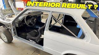 Building Custom Interior For My BMW E30 V8 SWAP - Episode 6