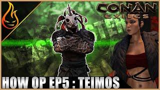 Conan Exiles How OP Is Beastmaster Teimos