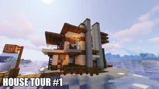 Minecraft House Tour #1