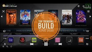 YOU WANTED THE BEST, YOU GOT THE BEST, KODI WIZARD JUNE 2020