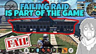 Online Fail Raid | They Quit? - Part 2 Last Day Rules Survival | Last Island Of Survival