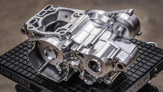 Restoring Engine Cases To Better Than New!