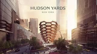 Speed modelling of The Vessel at Hudson Yards! (Sketchup + VRay)