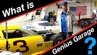 Genius Garage re introduction, Race cars, What? Why? How?