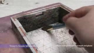 Late 1700s/early 1800s summer house build in 1/35 scale, Part 6