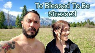 UNBELIEVABLE - You'll Never Believe What Happened Our First Day Living Off Grid