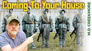 I'm Coming To Your House When The SHTF! (8-Steps To Consider)