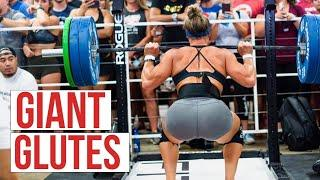 Grow Giant Glutes At Home Using Bands - Do This