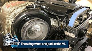 2JZ VL Turbo Holden Commodore Build Ep 2 - First start in 8 YEARS!