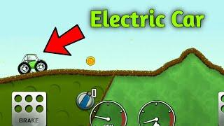Elecric Car in Hill Climb Racing - Gameplay Walkthrough in Diffrent levels (iOS, Android) Gaming G