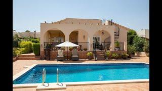 Spanish Property Choice Video Property Tour - Villa B1699 Turre, Almeria, Spain. 275,000€