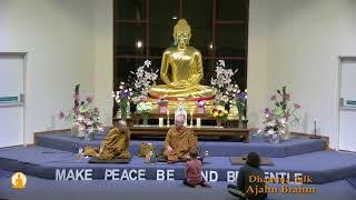 Dhamma Talk | Ajahn Brahm | 9 October 2020