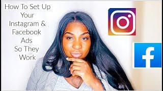 How To Correctly Use Instagram And Facebook Ads To Build Your Business | Spa Or Any Business