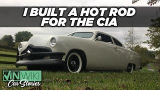 I built a hot rod for the CIA