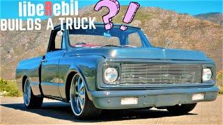 500+KW ALL MOTOR CHEVY C10 BUILD!!!