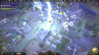 Surviving the Aftermath #07 MAGNETIC STORM || HARD Strategy Survival Simulation 2020 [1440p 1080p]