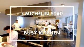 3 Star Geranium BUSY KITCHEN and WINE CELLAR TOUR (Copenhagen, Denmark)