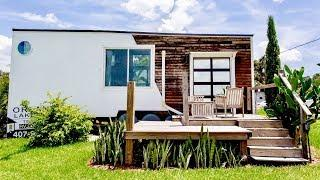 Absolutely  Gorgeous The Orlando Venice Tiny House | Living Design For A Tiny House
