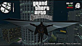 Gta San Andreas [Batman] Android