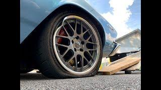 We Smashed a Really Expensive 18-inch Wheel! Finnegan's Garage Ep.81