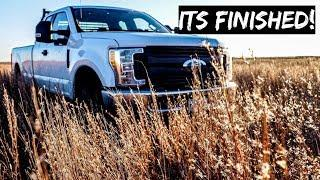 Rebuilding My Cheap 2018 Ford F250 Part 4