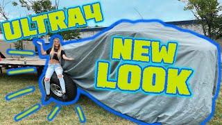 SURPRISE OFFROAD VEHICLE BUILD & NEW LOOK DEBUT For Our Ultra4 Car!