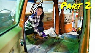 We GUTTED the Square Body Chevy | Rebuilding a Truck Part 2 - Vice Grip Garage EP61