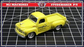 Studebaker Build with Scale Street Garage
