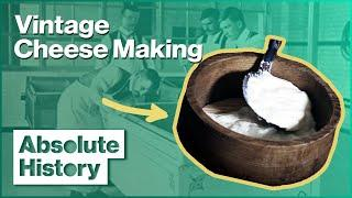 How Cheese Was Made 100 Years Ago | Edwardian Farm EP10 | Absolute History