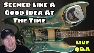 Are Permanent Mods On A guitar  A Bad Idea?