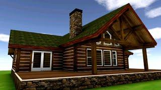 This Is Getting Real!!!  Off Grid Cabin Build Reveal