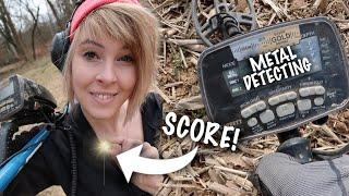 OH MY! Look at THAT COIN! | Metal Detecting Colonial Coins and Relics