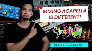 How to mix A Capella :: Sineskwela | Mixing Breakdown