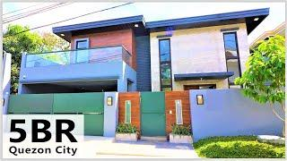 ID: QC14  | HARMONIOUS Brand New House and Lot for Sale in Quezon City with a Swimming Pool