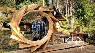 Top 5 Bushcraft Projects at My Log Cabin Camp   Overview of a 30 Day Summer Expedition