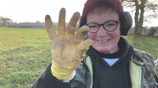 Saving Christmas Metal Detecting UK