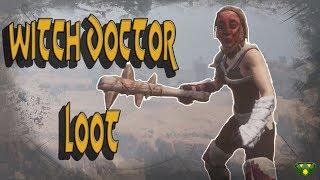 Dafari Witch Doctor loot Conan Exiles 2019