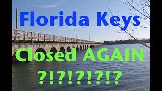 Are the Florida Keys Closed Again????? Covid-19