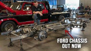 NEW Custom Ford Pickup Chassis | Fat Fender Garage